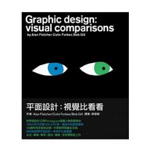 平面設計:視覺比看看