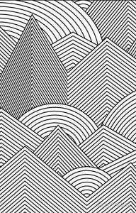 Line art,
