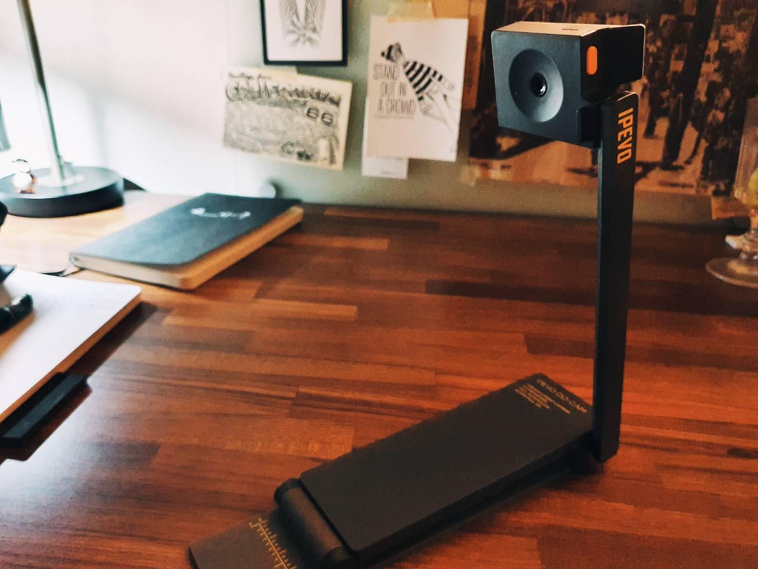 實物攝影機